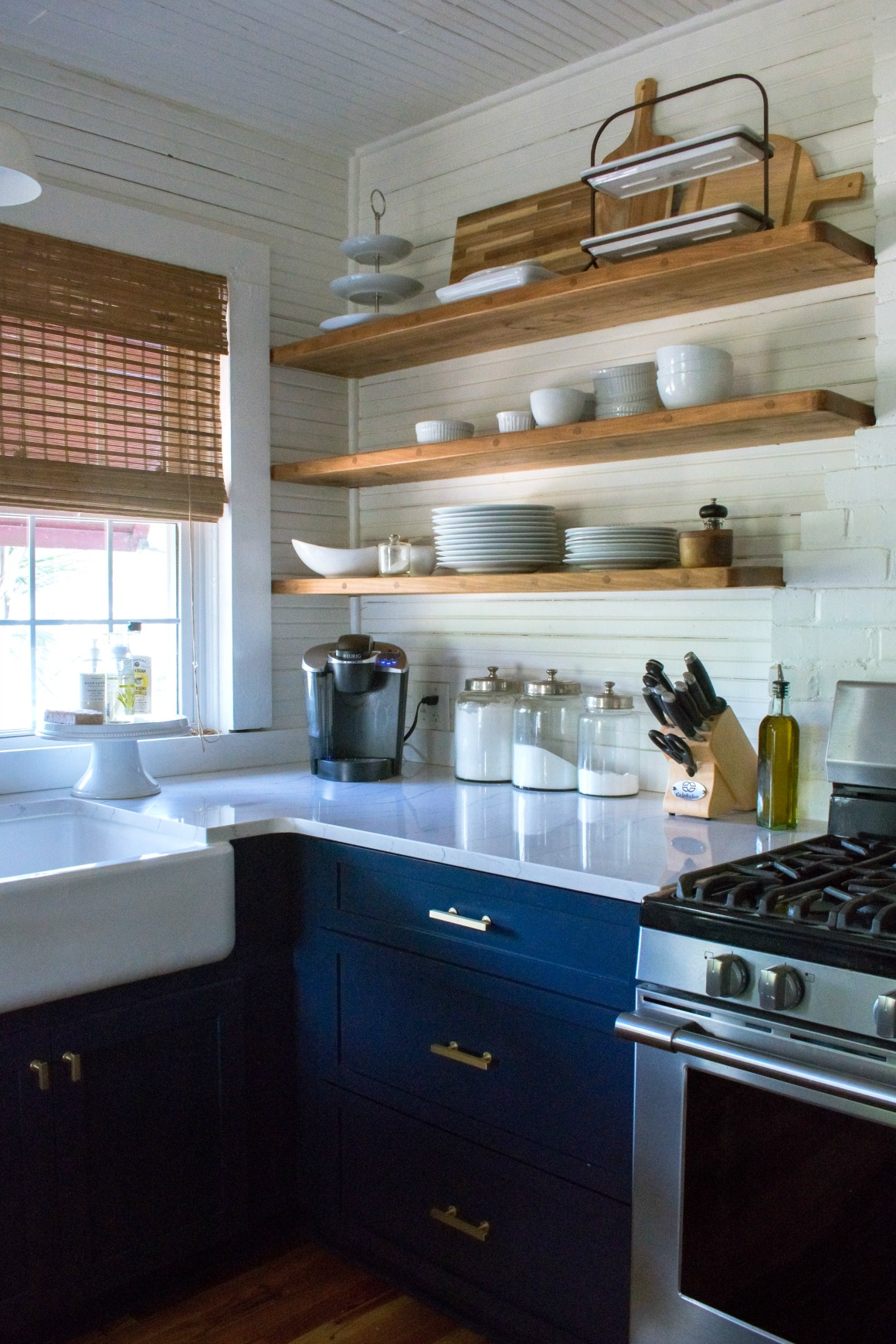Small Space Living Mini Series- Kitchen Edition - Nesting ...