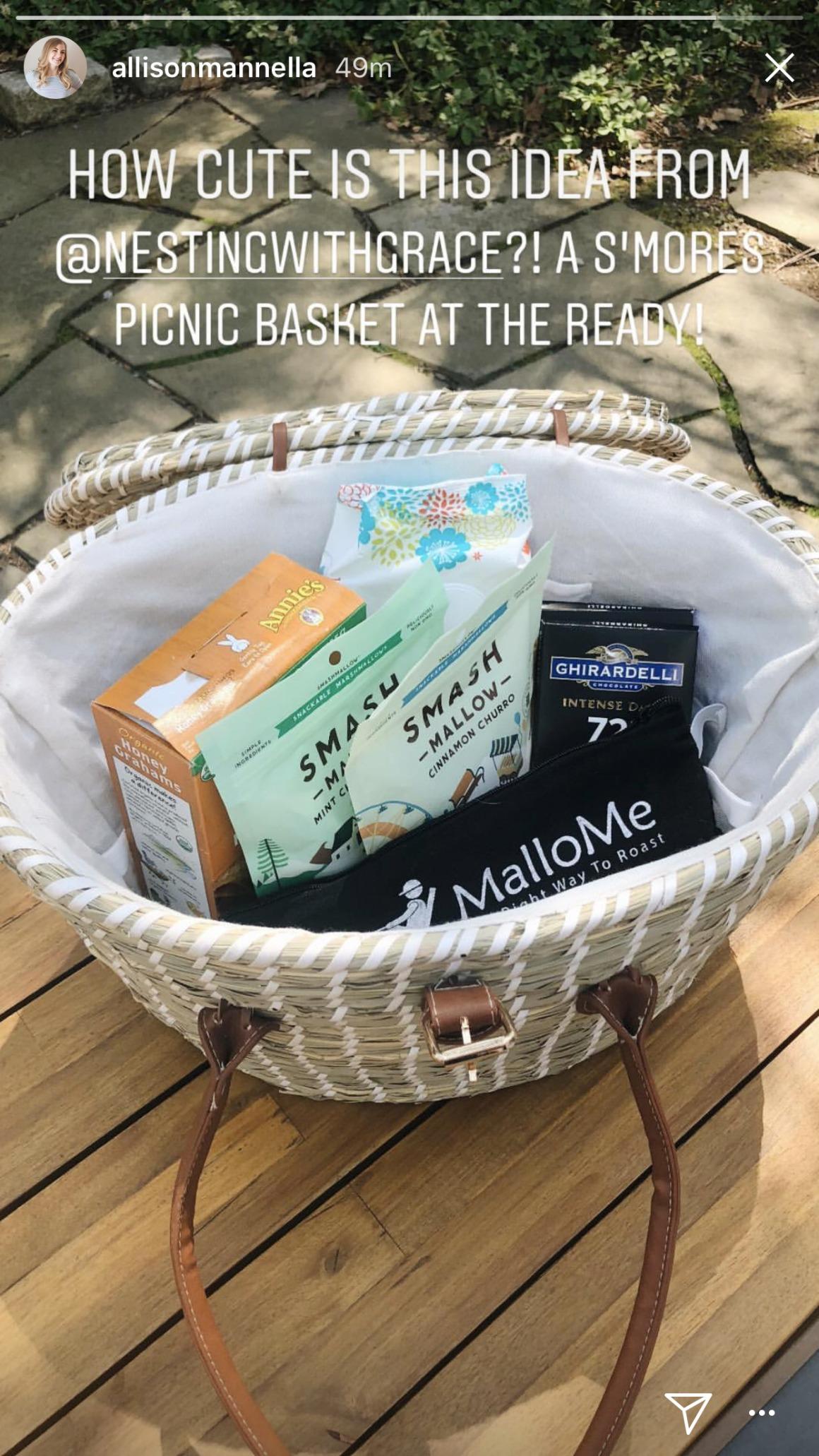 Friday Favorites- S'More Kit for Gift or Back Deck