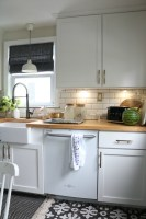 Small Space Living Series  Kitchen Cabinets and Organizing ...
