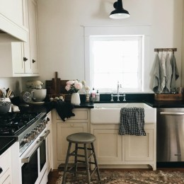 Small Space Living Series- 110 sq ft Kitchen Tour