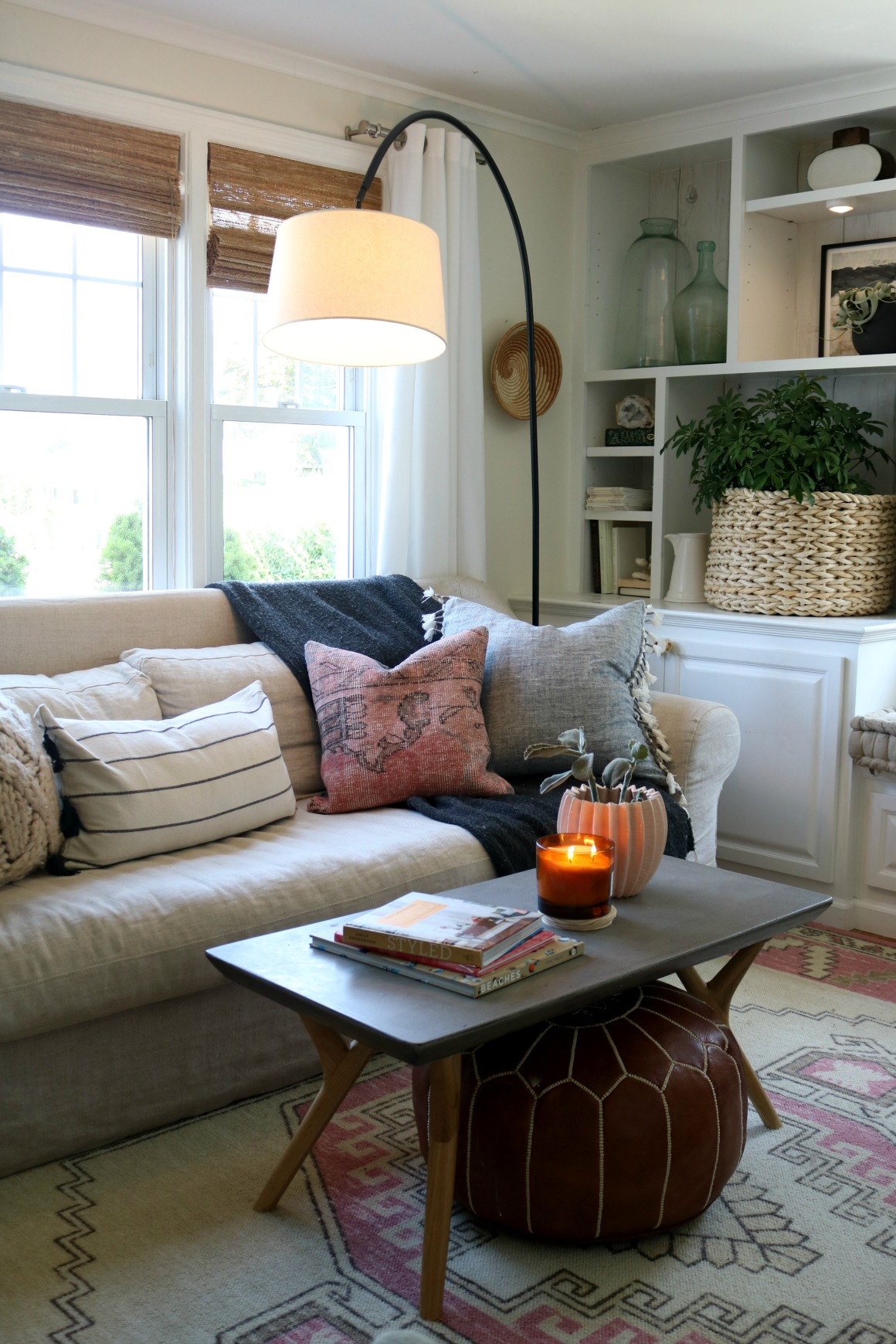 Simple Fall Decor Changes