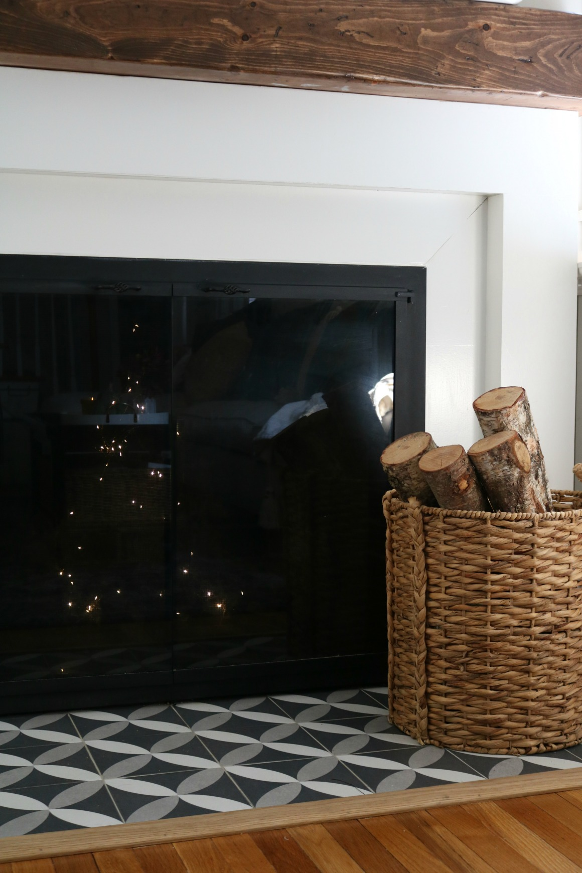 Fireplace Styling Tips for Fall