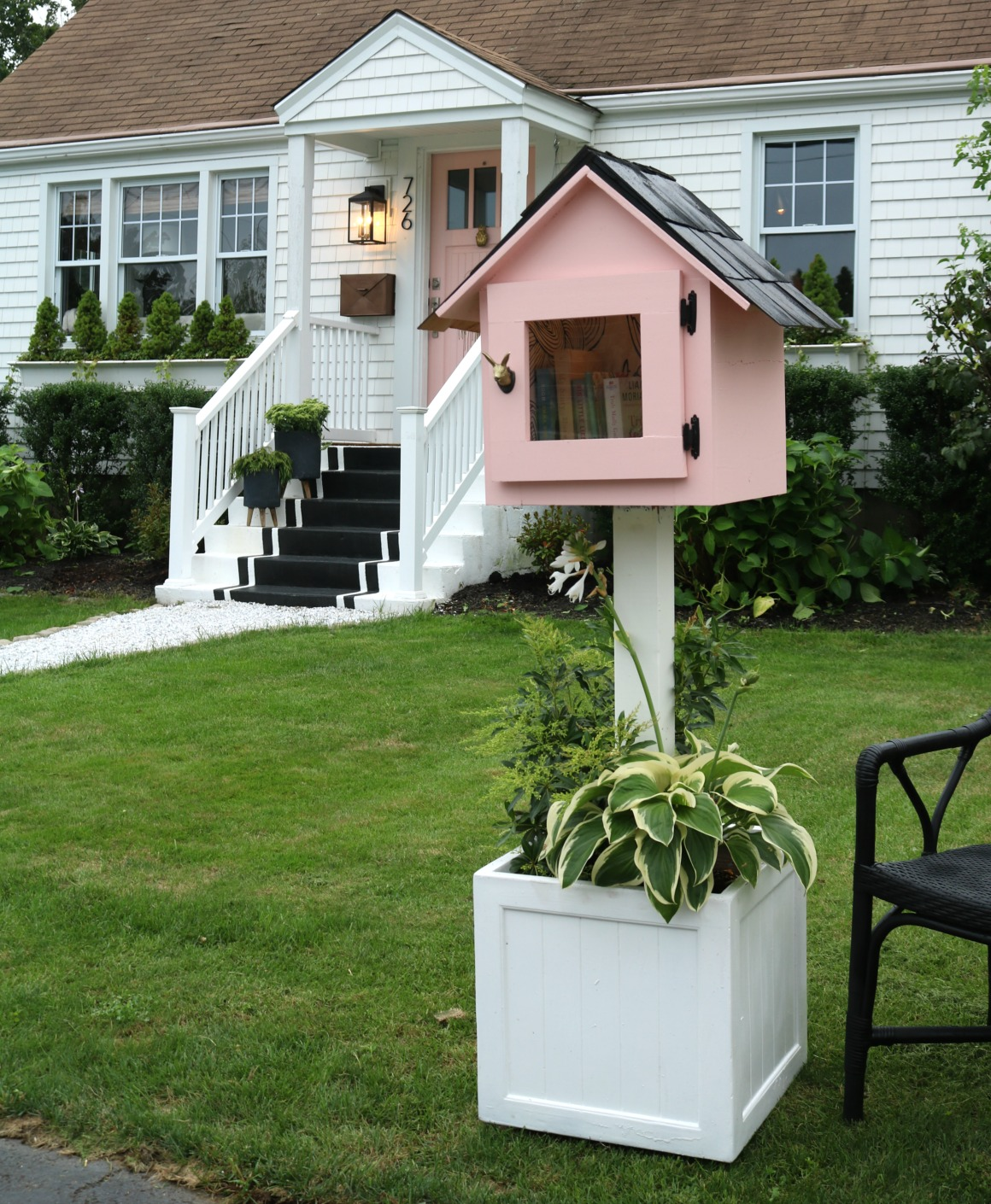 Free Little Library- Movable Too!