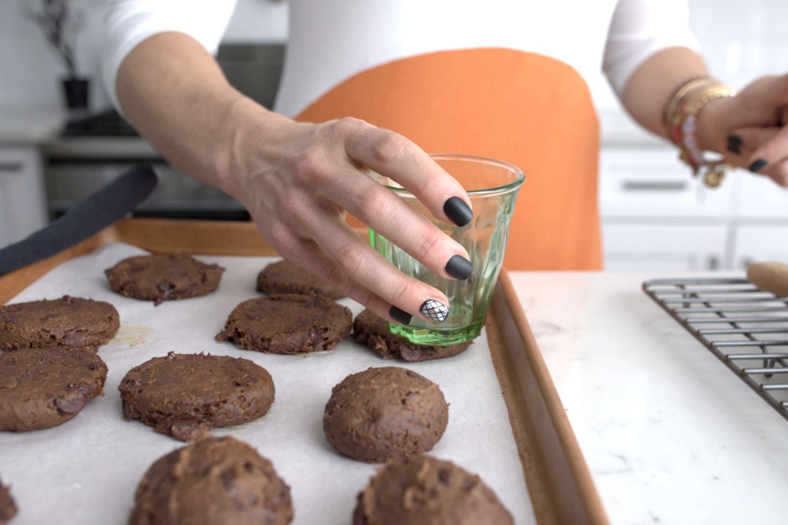 Easiest Pumpkin Cookies and Low Calorie!