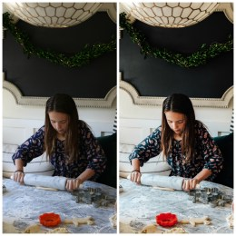 How to use a Preset- Printing Pictures