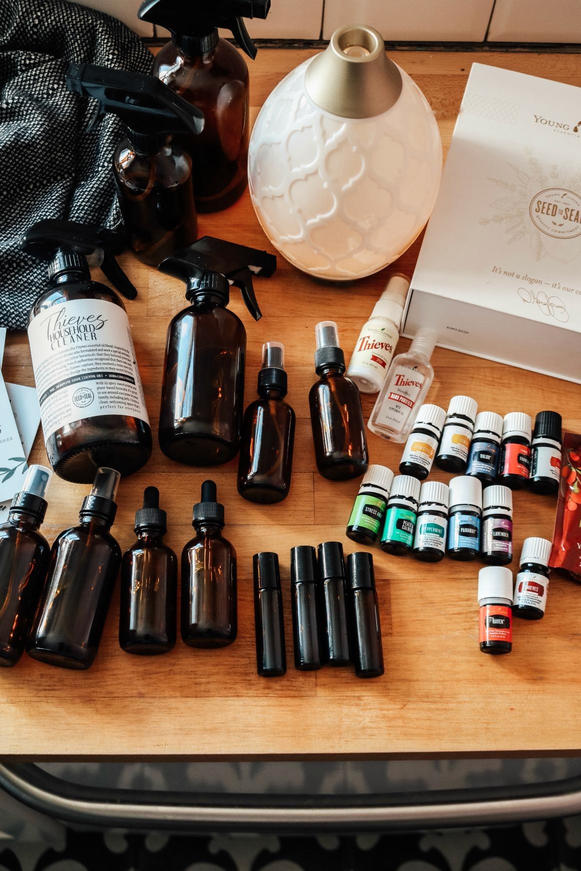 Starter Kit Set- Young Living Starter Kit Promo- Best Deal
