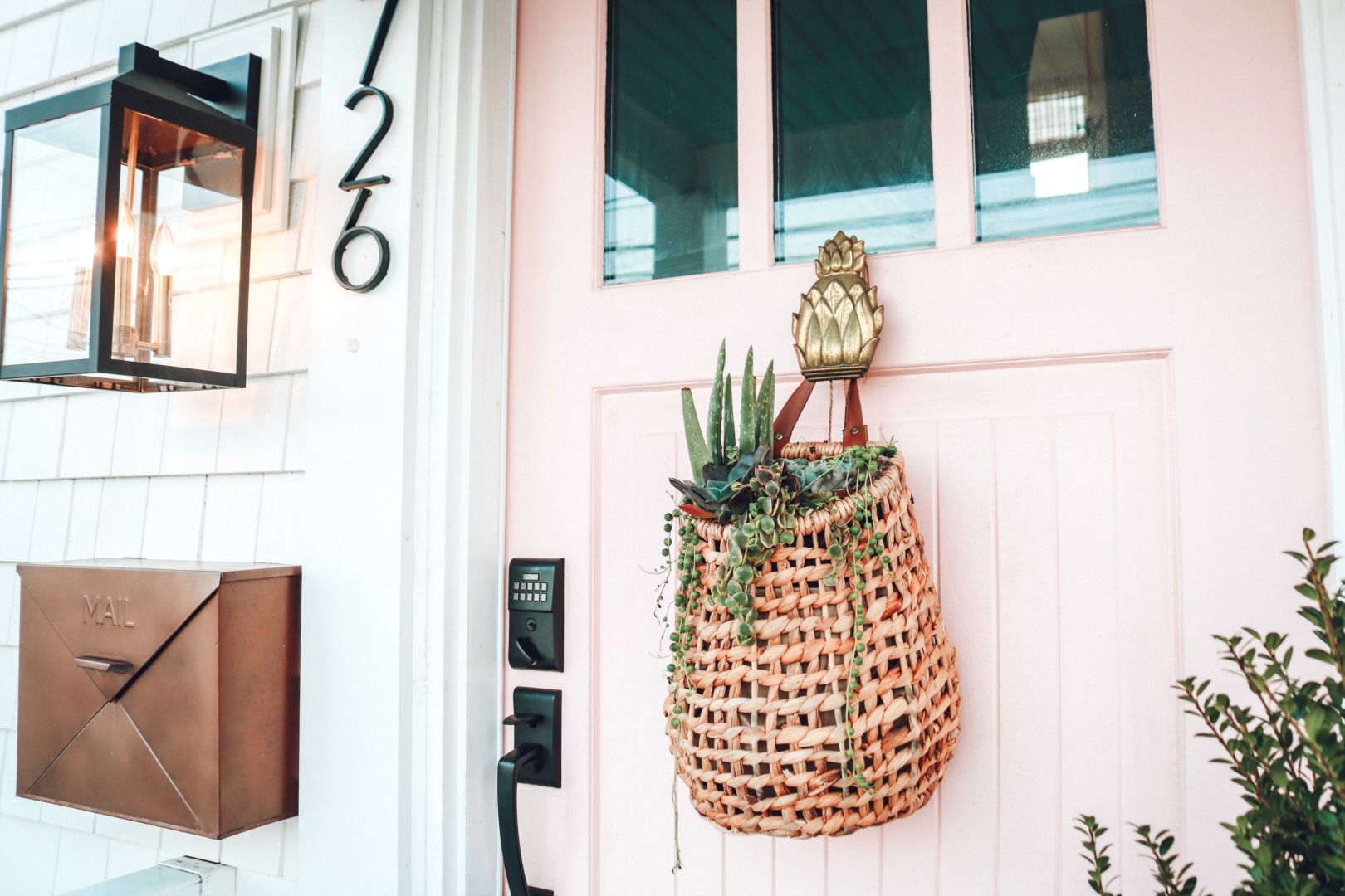Spring Front Porch Update With Way Day Sale Nesting With Grace