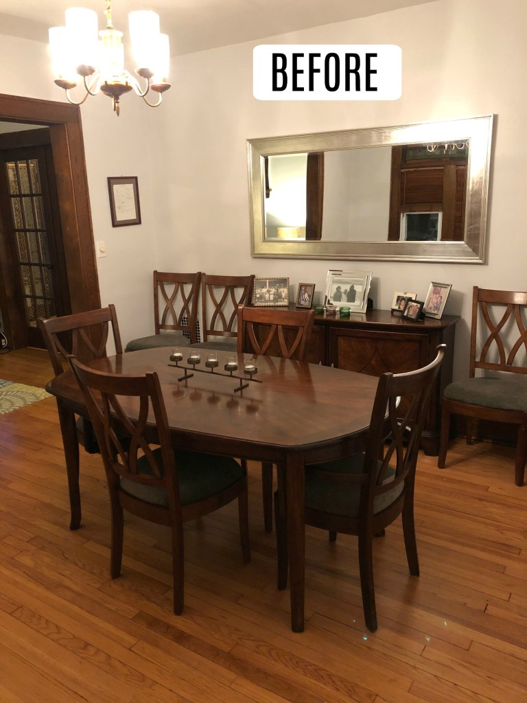 Dining Room Makeover And Board And Batten Wall Nesting With Grace