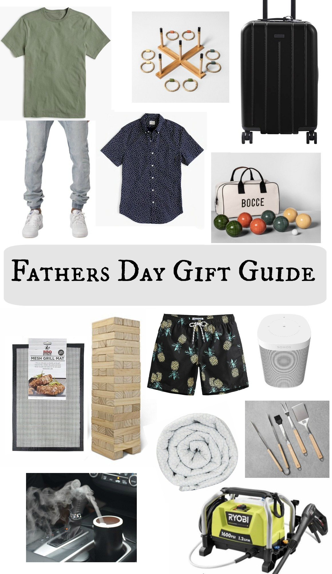 Fathers Day Gift Guide- Kevins Favorites - Nesting With Grace