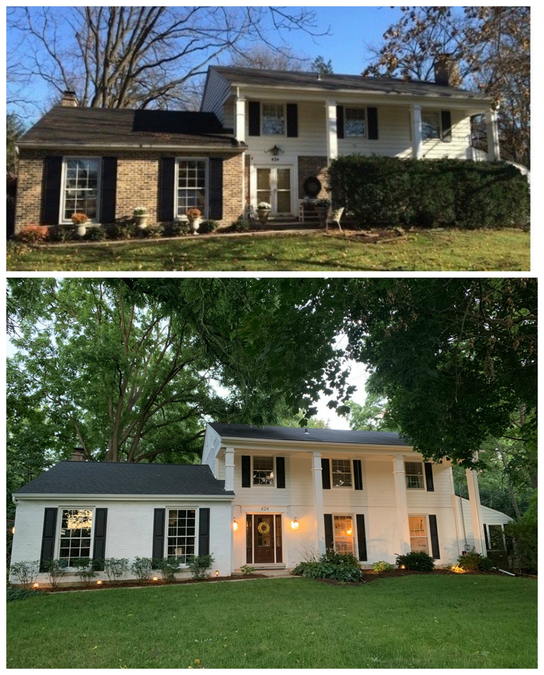 Over 20 Painted Brick And Stone Transformations Nesting