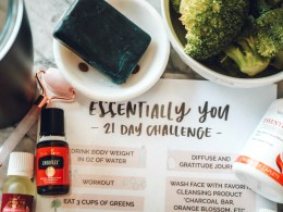 Essentially You Challenge- Essential Oil Challenge
