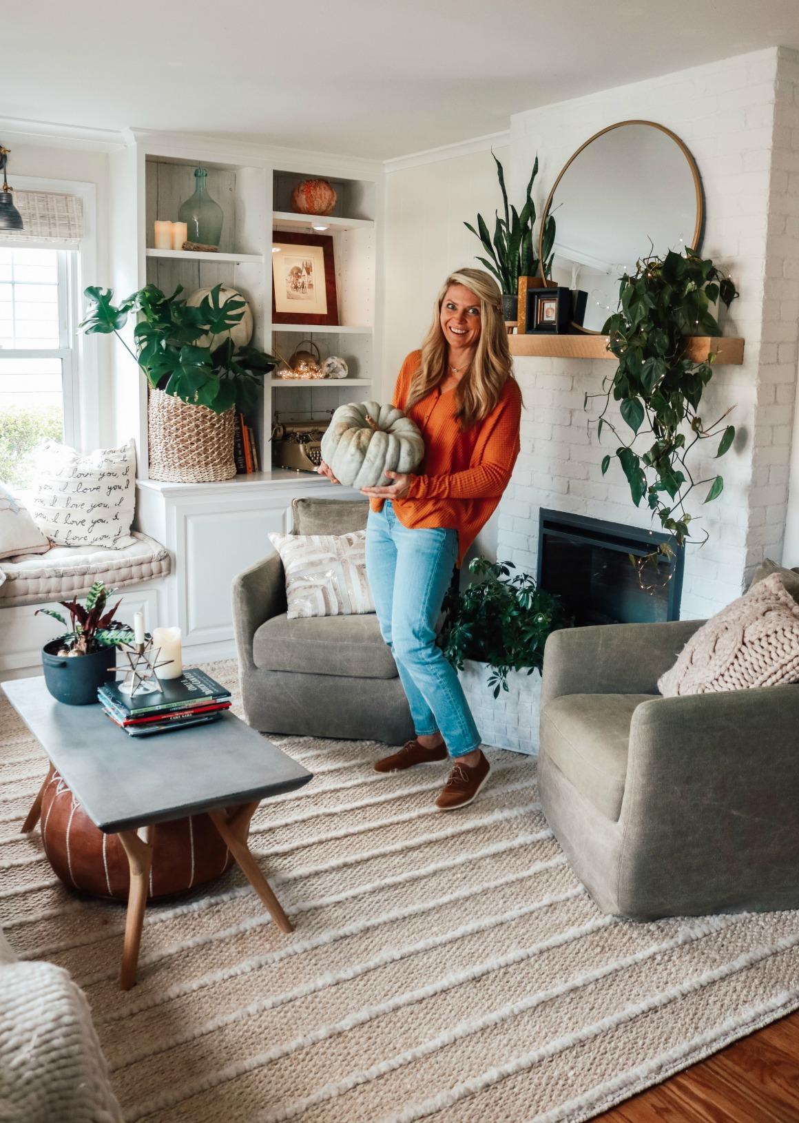 2019 Fall Home Decor Trends vs Fall Fashion Trends - Nesting ...