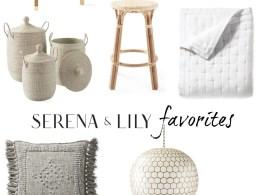 Serena & Lily Sale Favorites