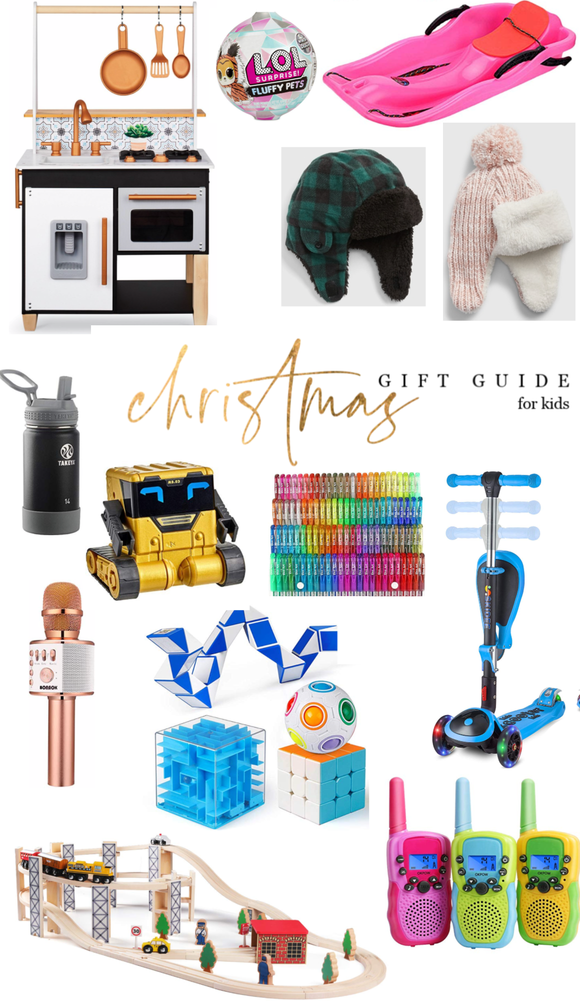 2019 Christmas Gift Guide for Kids , Nesting With Grace
