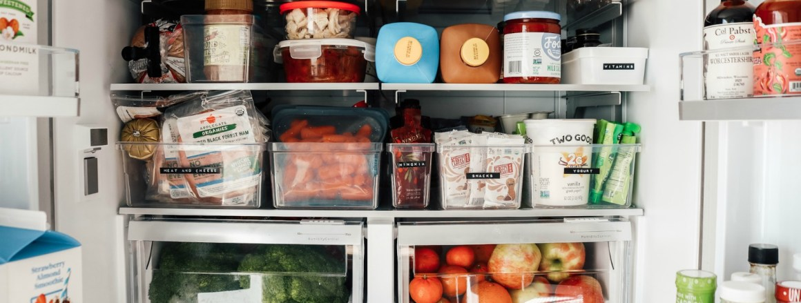 Inside our Fridge and Favorite things to Organize Fridge