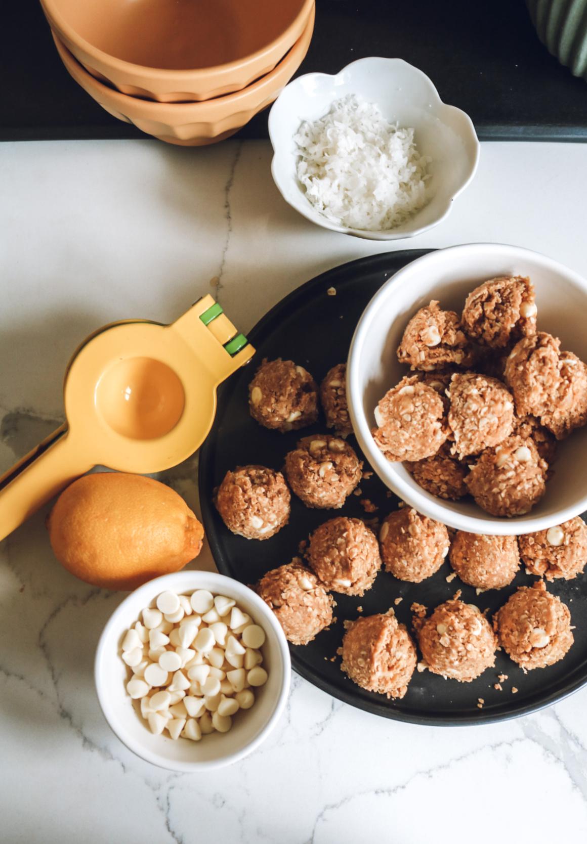 Protein Balls 3 Different Ways