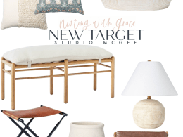 New Target Studio McGee Collection