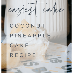 Easy Coconut Pineapple Cake Recipe Easer Cake Pineapple Cake Coconut Cake Easy Cake