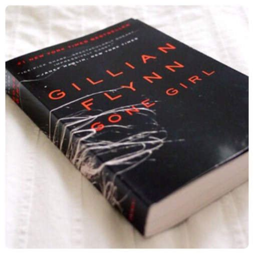 Image result for the gone girl book