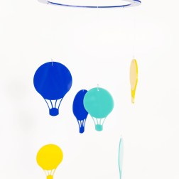 Who Can Toucan | Bright, colourful baby mobiles and decor | www.nestlingcollective.com