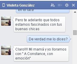 Todas con buenas chicas │ Lector VIoleta Gonzalez Enriquez