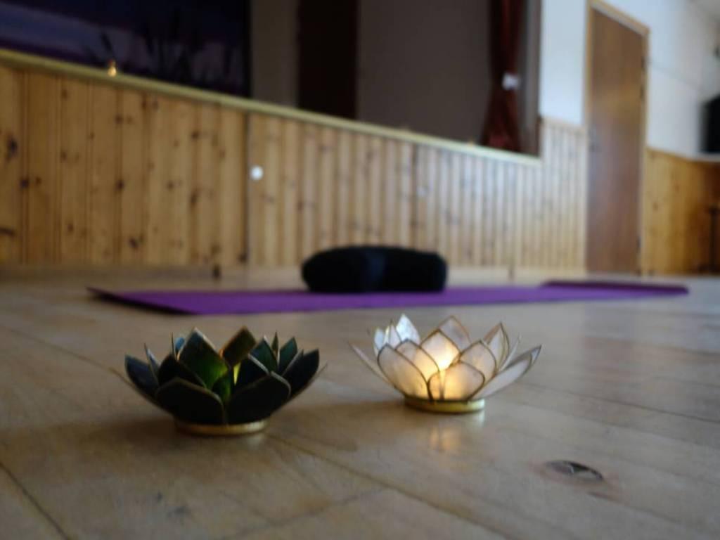 En hyllning till yoga