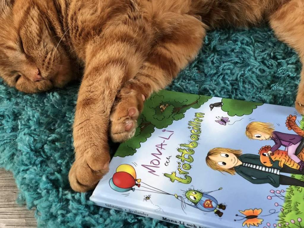 Barnböcker om utmattning
