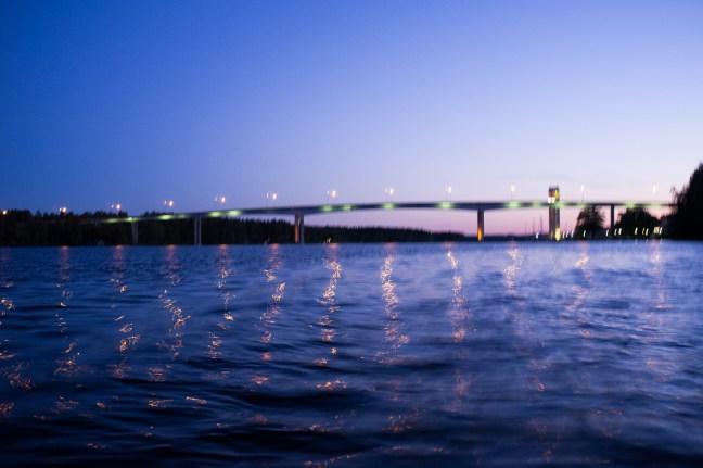 1:58 Bridge in Puumala