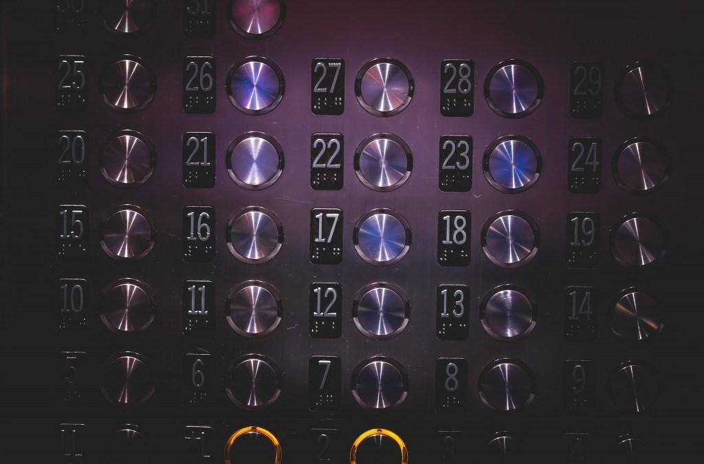 Primera conversación de ascensor