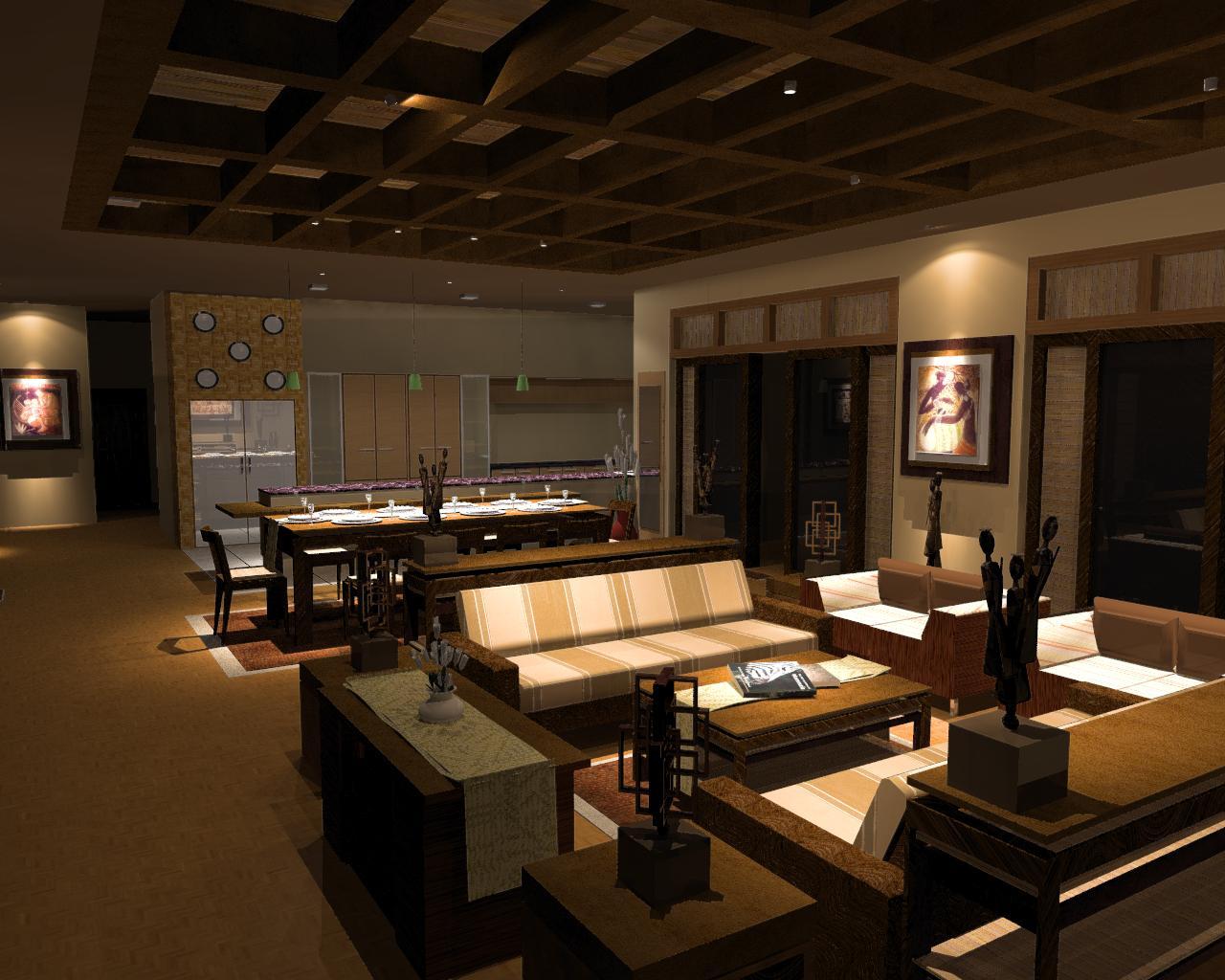 interior designing for living room renovations ideas dialux rendering lighting design | nestorlazarte rosales