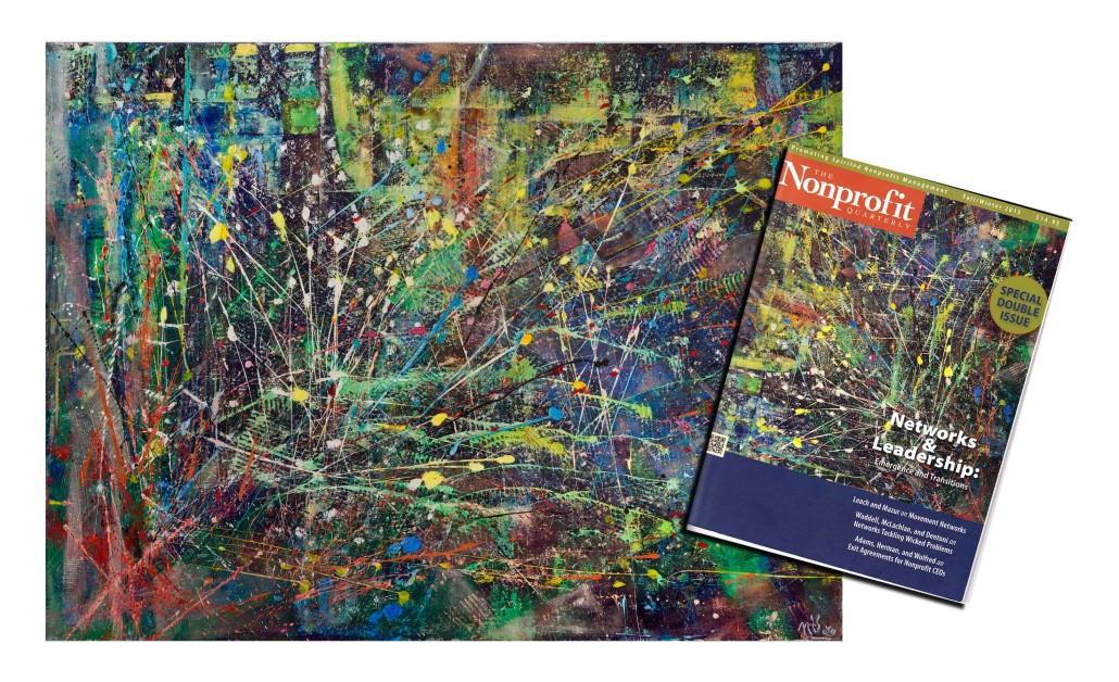 artist nestor toro's artwork on Nonprofit Quarterly