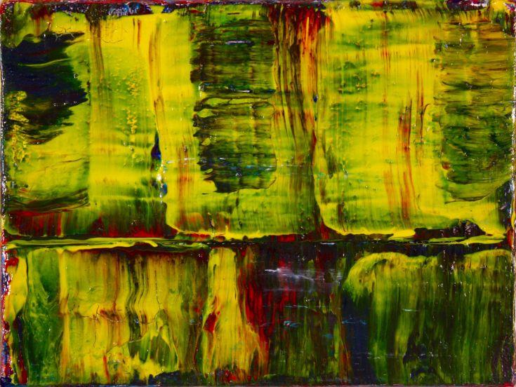Nestor Toro - sold artwork - abstract paintings