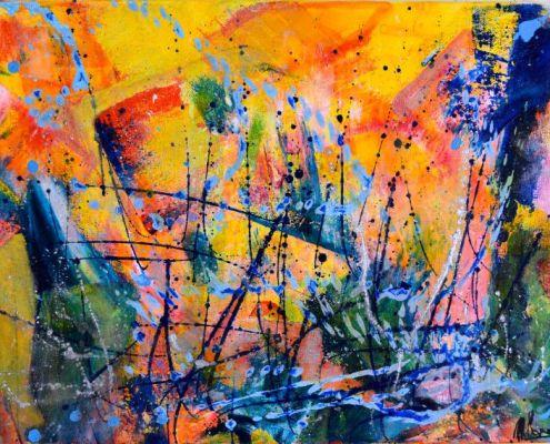 Sold artwork - Nestor Toro