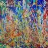 Full Canvas View - Infinite Dimensions by Nestor Toro