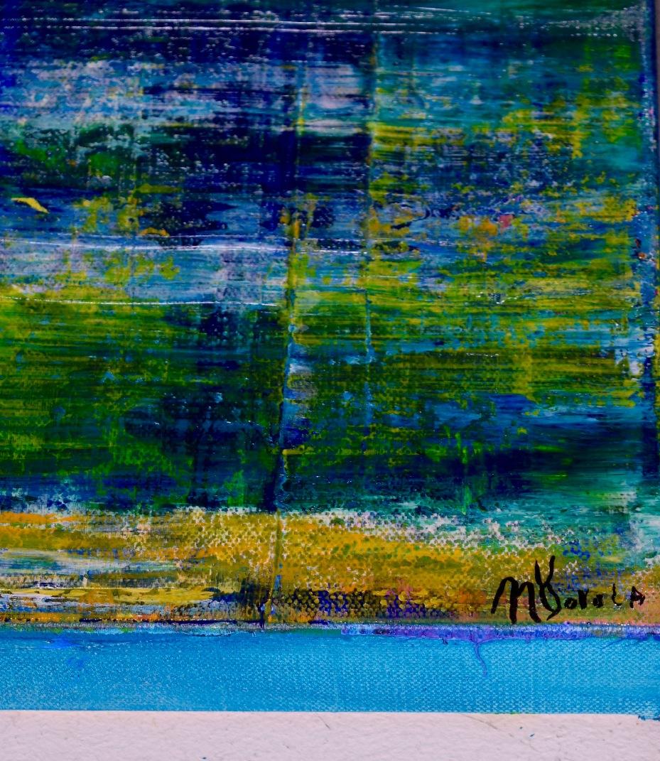 Spring Meadow by Nestor Toro