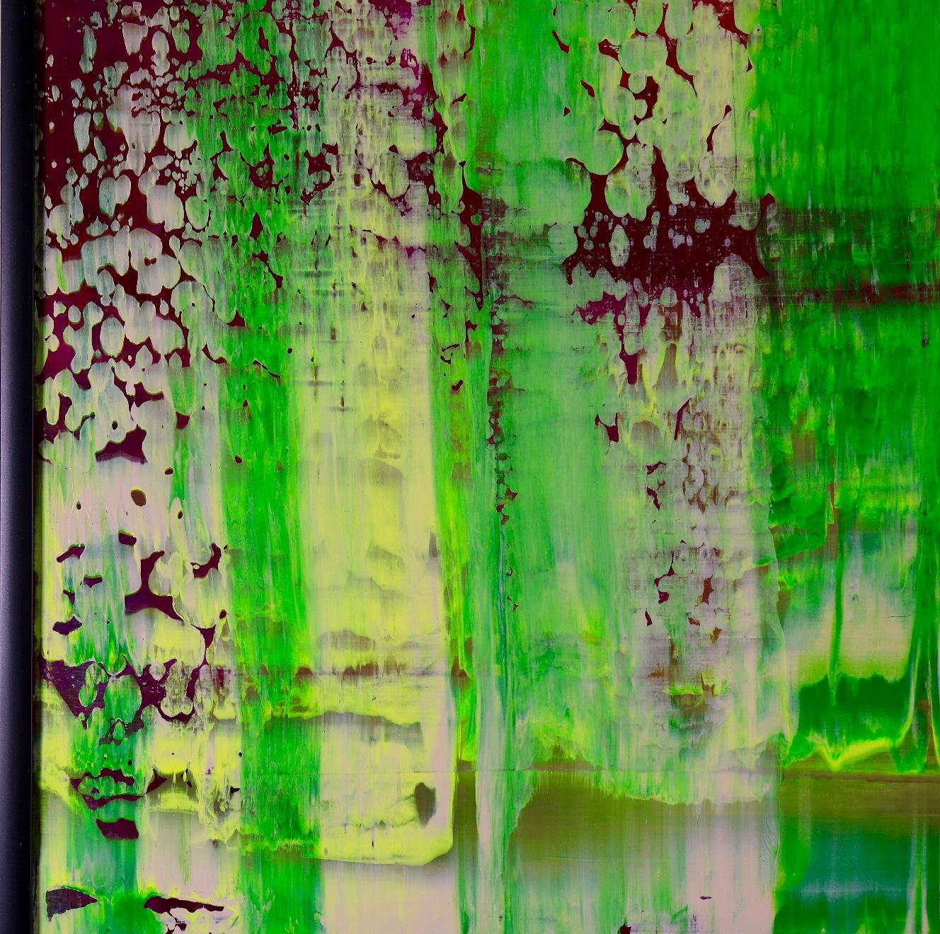 SOLD - Translucent Landscape by artist Nestor Toro