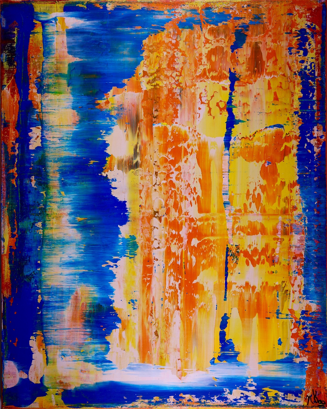 SOLD - Sunny Spectacle (2016) by Nestor Toro