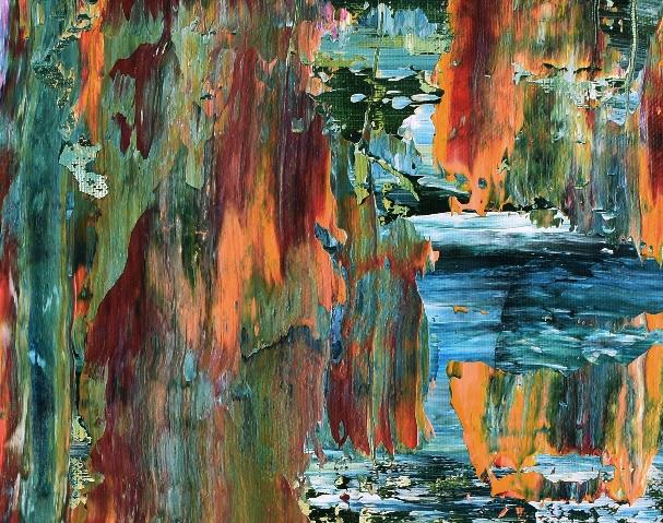 Fragmented Spectra by Nestor Toro