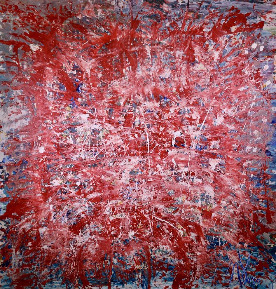 Truth Particles - Statement Work by Nestor Toro