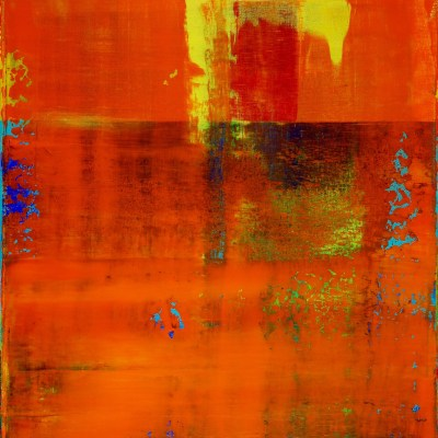 A Piece of Fall in Los Angeles - SOLD - Nestor Toro