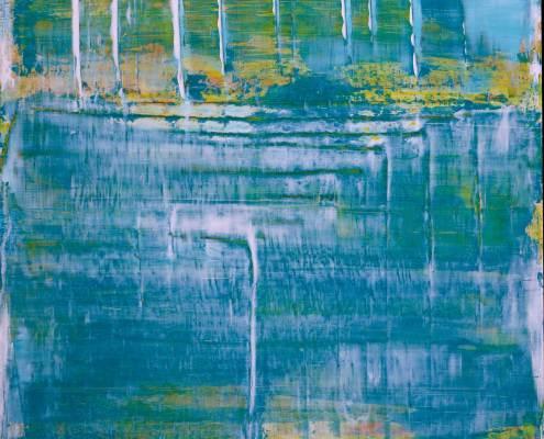 SOLD Artwork by Nestor Toro - Los Angeles abstract artist