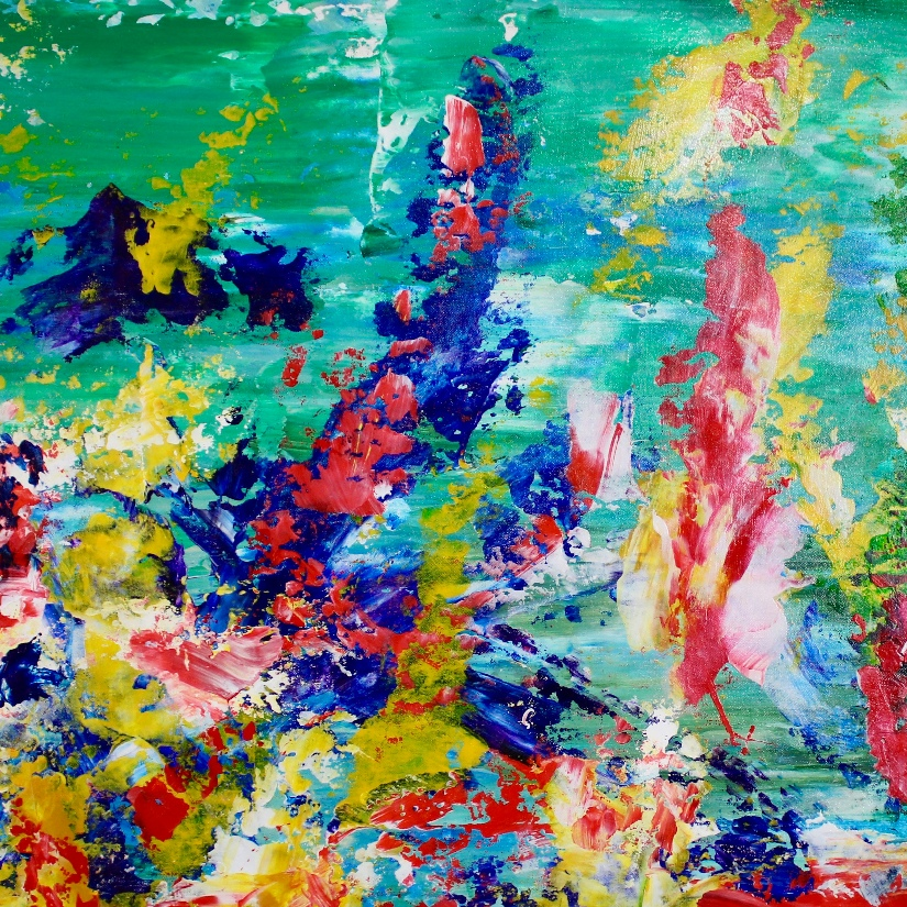 Emotional Color Explosion 2017 BY nESTOR TORO
