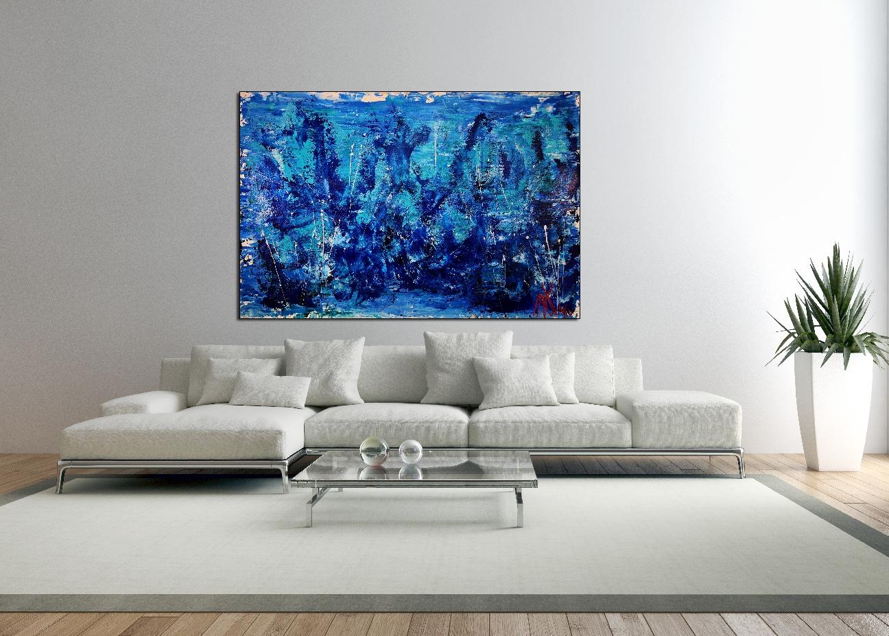 A Thousand Oceans Deep by Nestor Toro