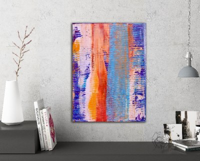 Windows by Nestor Toro - L.A. abstract painter