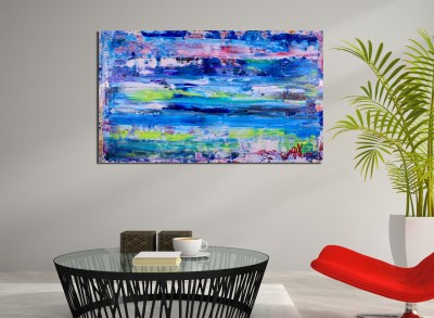 Original abstract work by Nestor Toro