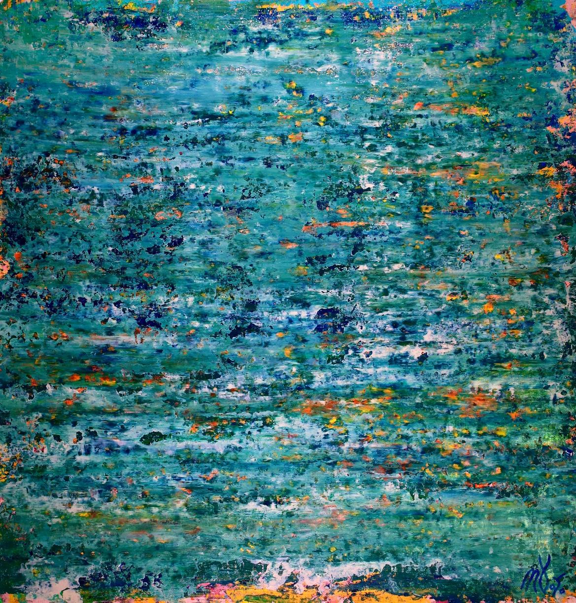 Full Painting - Vernal creeks by Nestor Toro - (2019)
