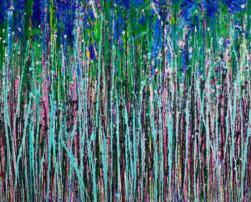A Closer Look (Wild forest dream) by Nestor Toro
