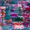 Detail View - SOLD - Forest Rhythms by Nestor Toro