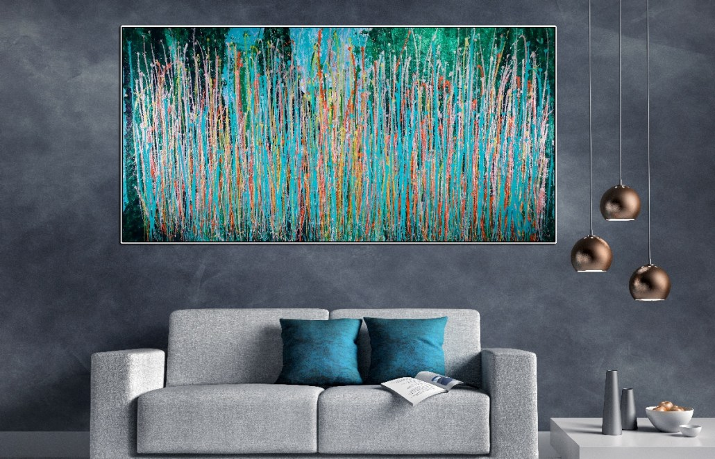 Room View - Fugitive imagination by Nestor Toro