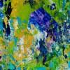 Detail - Regrowth (Lush Greenery) by Nestor Toro